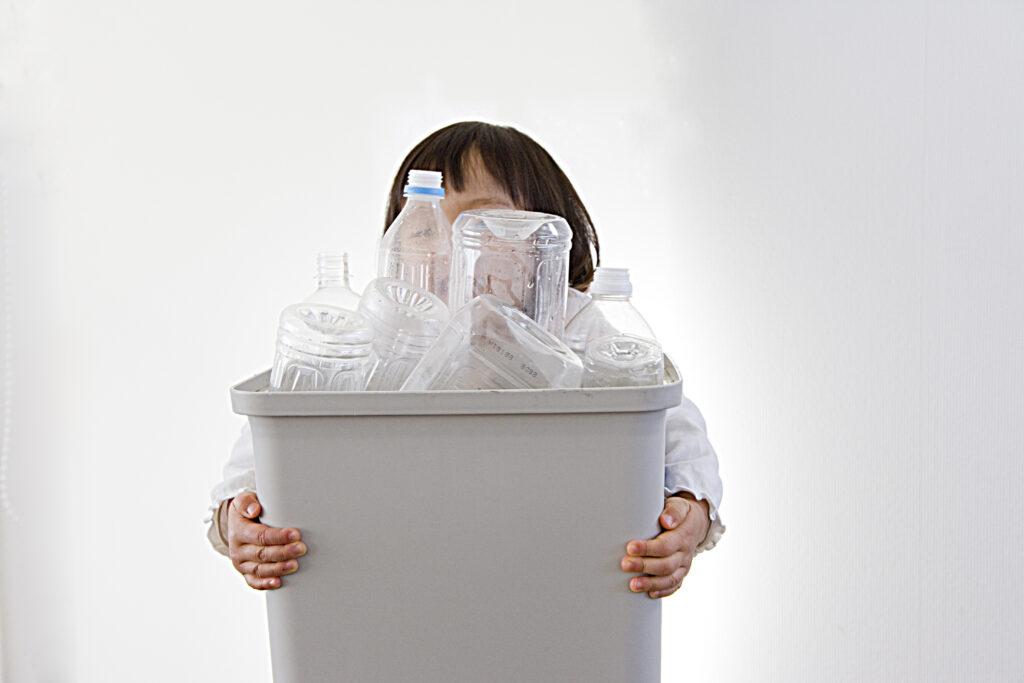日本の1人当たりのプラスチック包装ごみ廃棄量は世界で2位