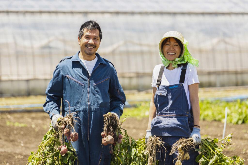 給付金を利用した新規就農 画像