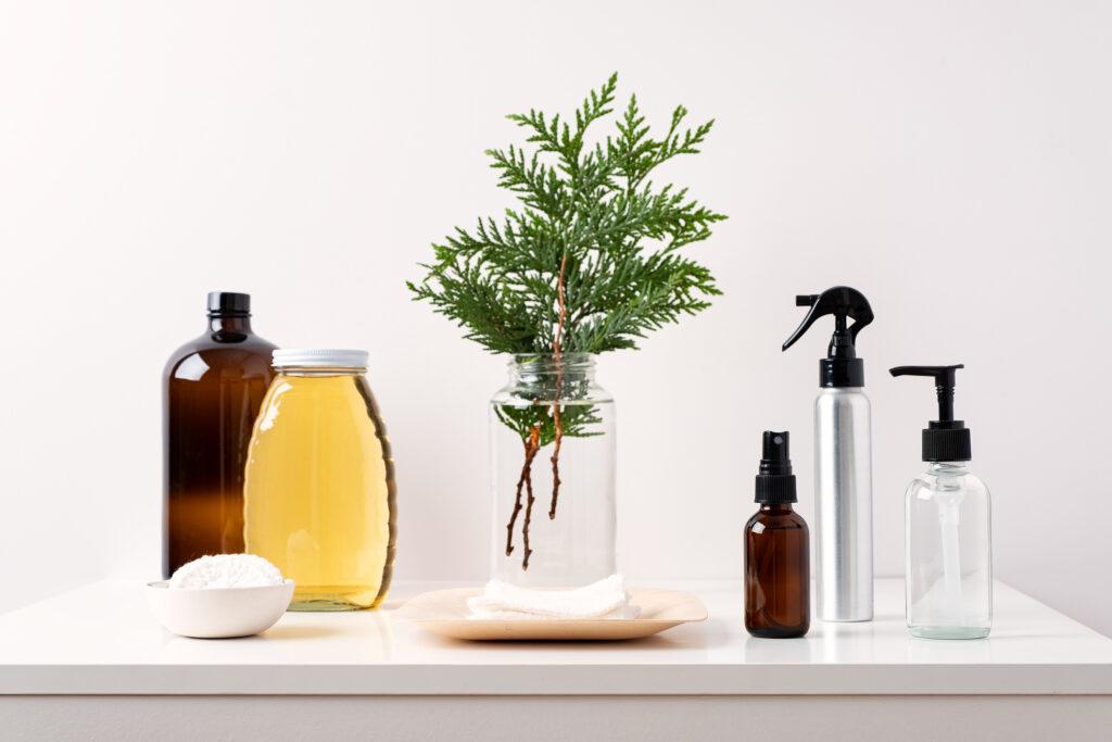 環境に配慮した洗剤を使う