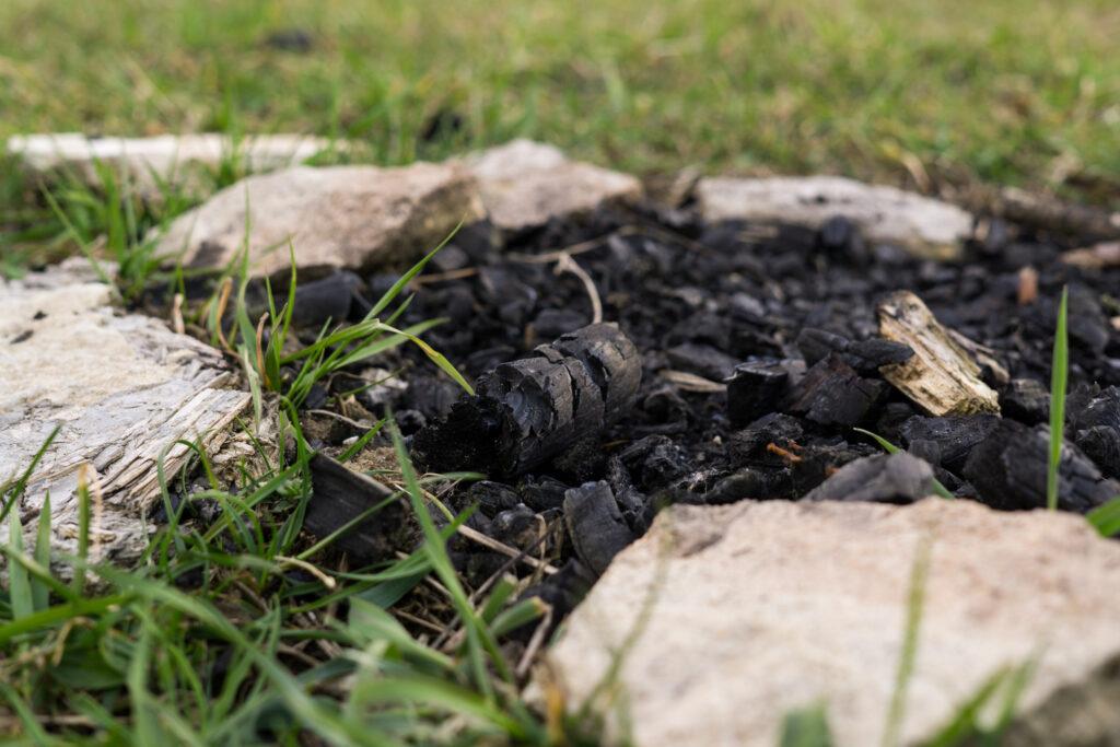 直火による環境への影響