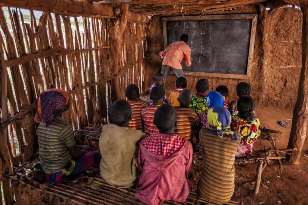 学校施設・教員の不足