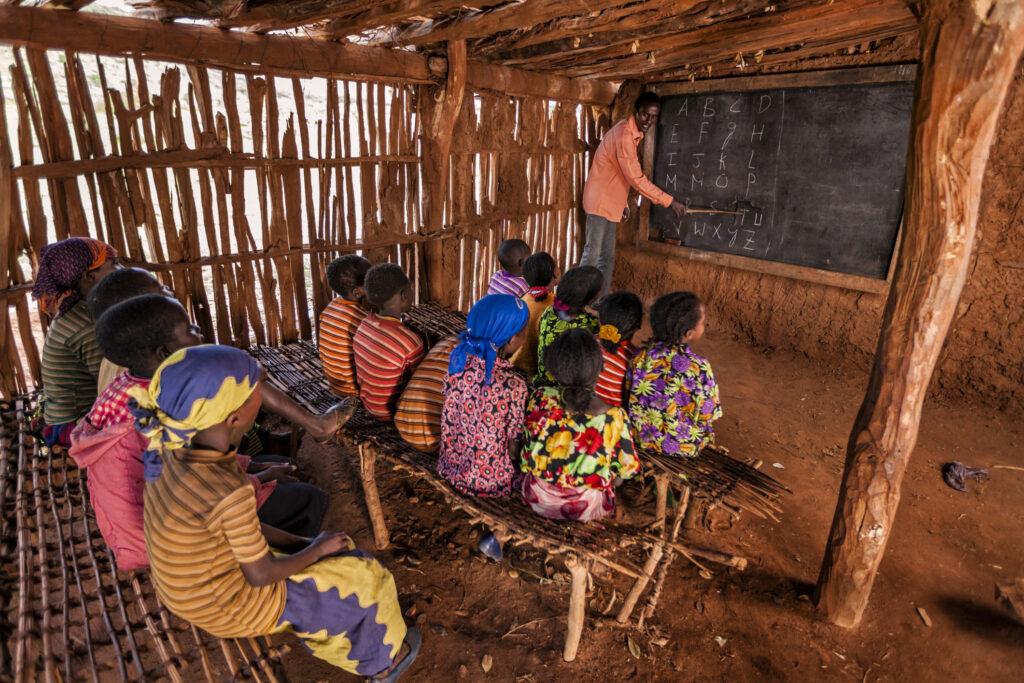 発展途上国の教育問題に関心を持ったきっかけ
