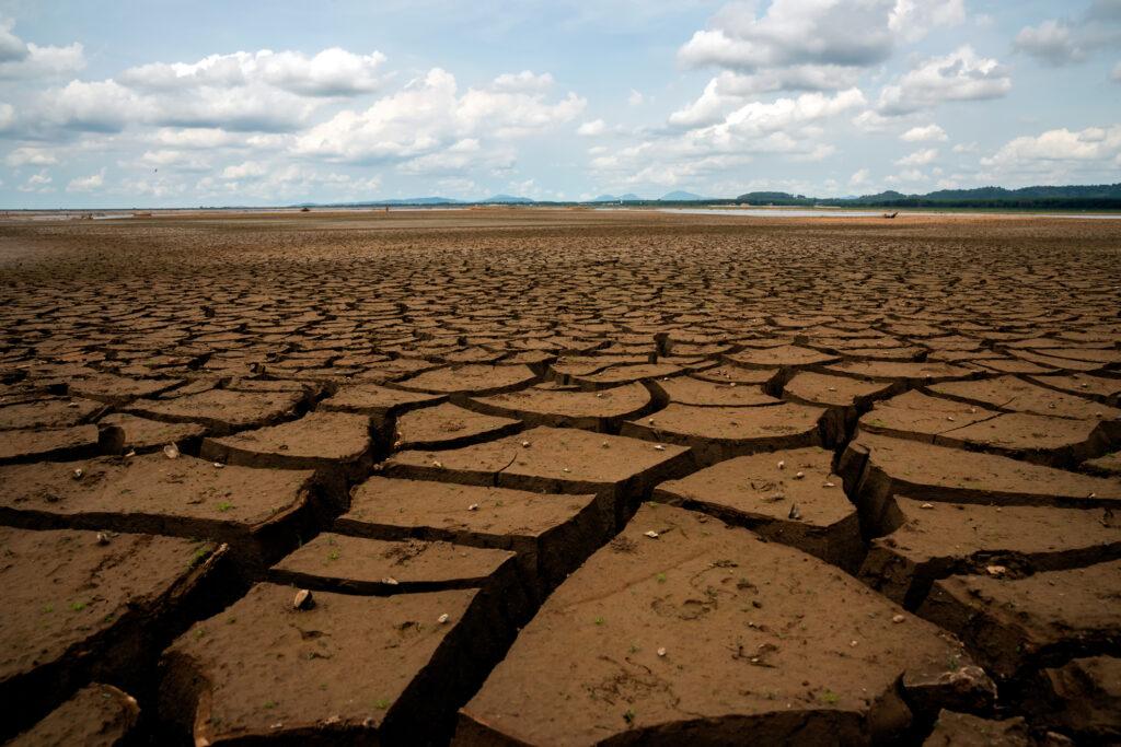 生活用水の枯渇
