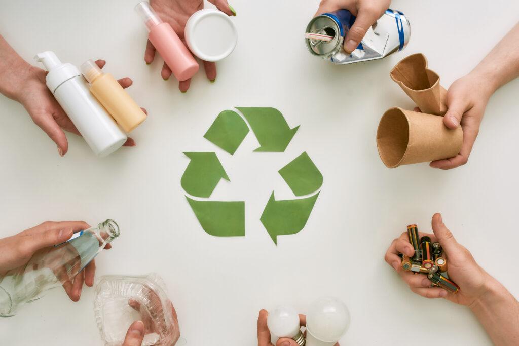 ゴミ減量化のための「3R」とは