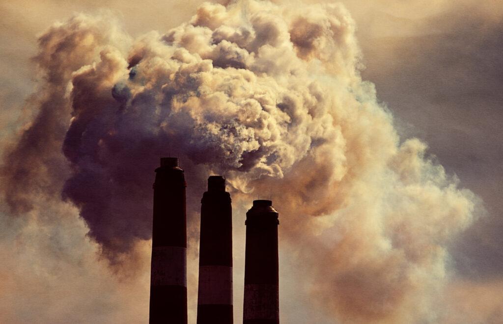 CO2排出「carbon emissions」