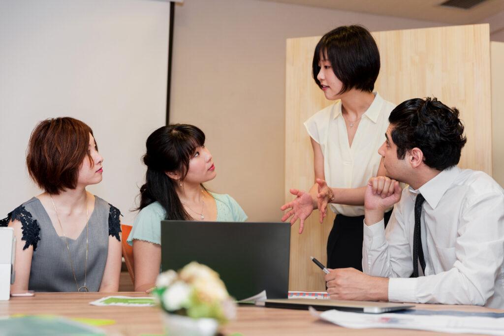 管理職の意識改革
