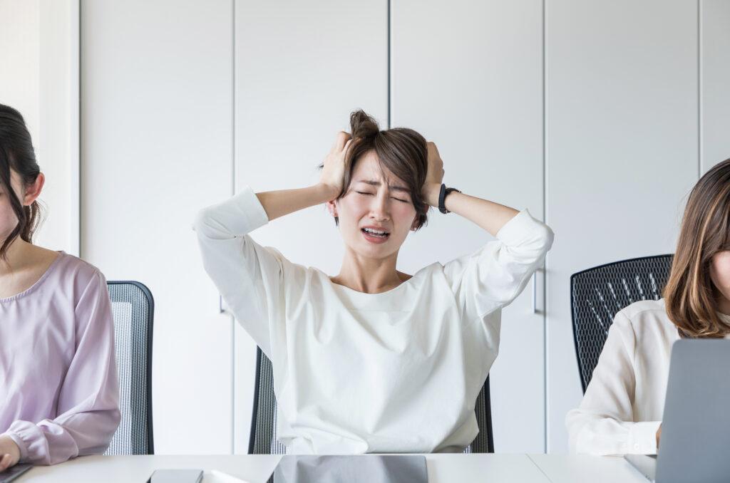 従業員の意識・取り組み不足