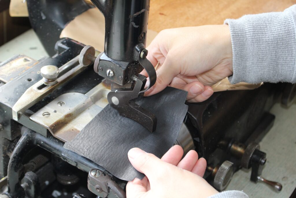 開発の始まりは縫製工場からの「夢を手伝わせてください」