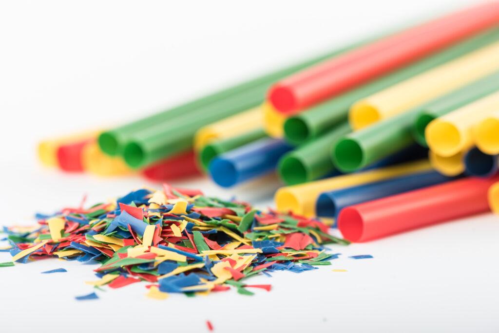 2次的マイクロプラスチック(secondary microplastics)