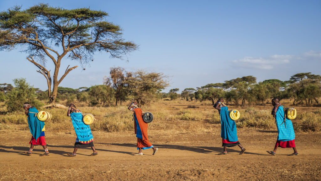 アフリカの貧困の現状