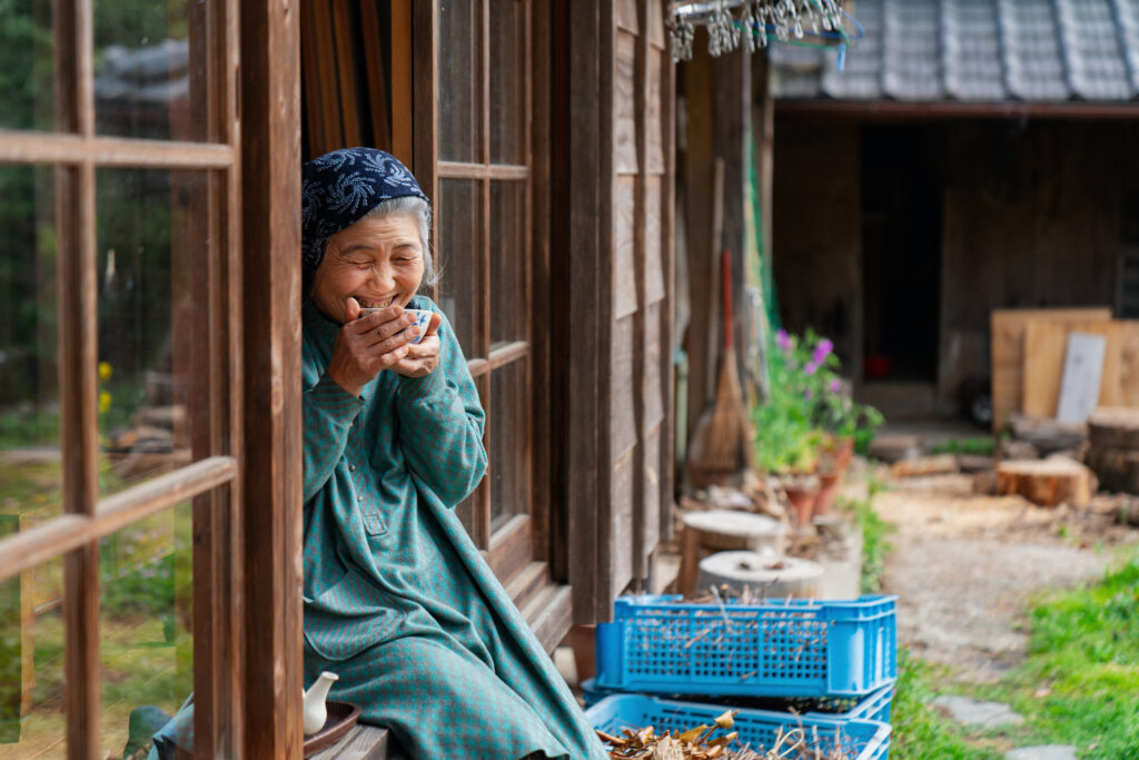 徳島県上勝町 SDGsでSHLs(Sustainable Happy Lives)持続可能な幸福な生活
