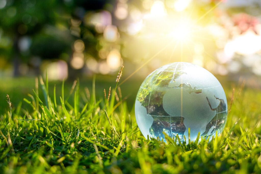 地球温暖化は英語で「global warming」